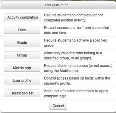 Moodle Mobile Plugin for Moodle helps you design courses for mobile consumption | Moodle | Scoop.it