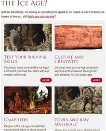 Prehistory Activitry | Historia y Filosofía | Scoop.it