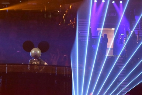 Deadmau5: EDM Has Gone the Way of Disco   The Rise of Dance Music   Scoop.it