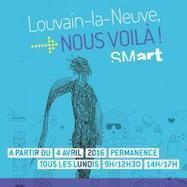 Smart s'installe chez Crédal | Credal.be - L'argent solidaire | Notre revue de presse | Scoop.it