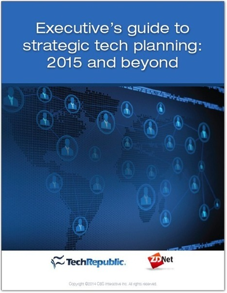 Executive's guide to strategic tech planning: 2015 and beyond (free ebook) | Jody Gilbert | Entretiens Professionnels | Scoop.it