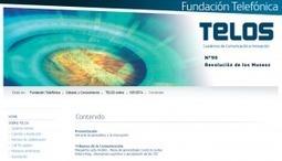 TEP y claves del cambio, artículo en el n. 90 de la revista Telos | Dolors Reig | Scoop.it