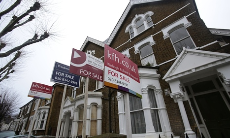 London house prices in April see record 4.2% rise - The Guardian | UK Property Market | Scoop.it
