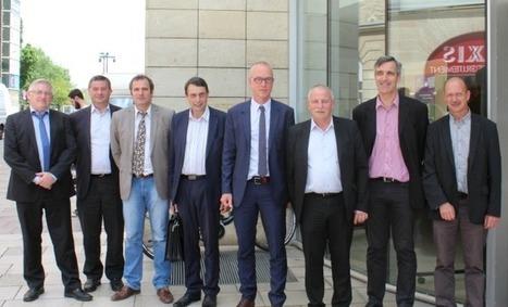 Un nouveau Directeur Général à la tête de la Chambre régionale d'agriculture | Agriculture Aquitaine | Scoop.it