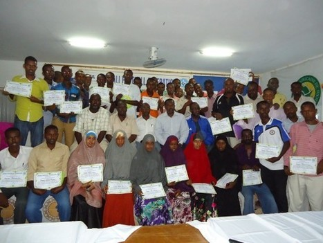 Successful end to professional sports medicine training in Somalia | Sports Ethics: Chambers, J. | Scoop.it