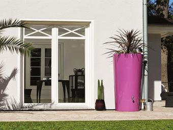 6 récupérateurs d'eau pratiques et décoratifs !   Déco Design   Scoop.it