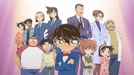 Découvrez le manga à succès Détective Conan | Critiques de mangas | Scoop.it
