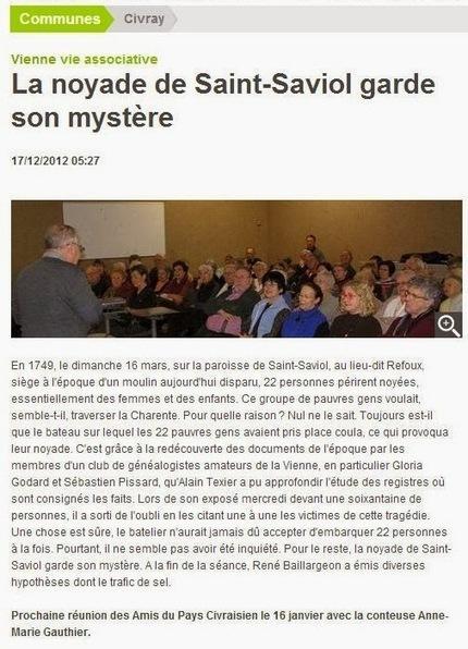 La Pissarderie: Mon bilan de l'année 2013   Rhit Genealogie   Scoop.it