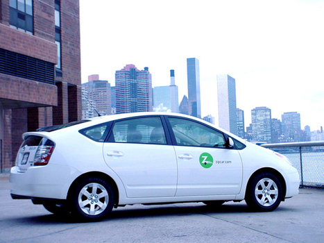 Avis Budget snaps up car sharing leader Zipcar for $500M | Real Estate Plus+ Daily News | Scoop.it