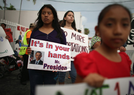 Immigration Reform Poses Difficult Question For LGBT Community | mexicanismos | Scoop.it