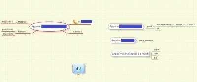 XMind : calendrier 2012-2013 pour gestion du temps avec GTD ou autresystème | Cartes mentales, mind maps | Scoop.it