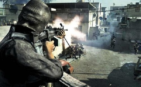 How Call of Duty Can Be Good For Health | Brain research, therapy, and the like | Scoop.it