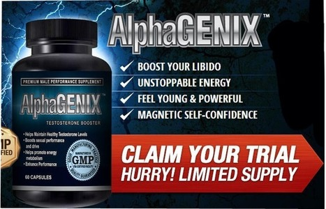 Alpha Genix Reviews | beatricecaldwell | Scoop.it