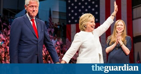 Bill Clinton's speech was sweet. But it put Hillary the 'girl' firmly in her place | Language and Gender | Scoop.it