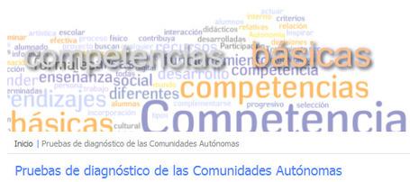 Pruebas de diagnóstico de las Comunidades Autónomas :: Competencias básicas | Orientación y convivencia | Scoop.it
