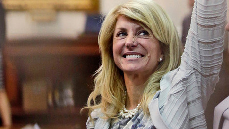 What Wendy Davis's Dramatic Filibuster Teaches Us About ... | Leadership | Scoop.it