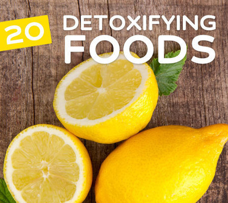 20 Foods that Detox Your Body & Mind | Bembu | Health and Nutrition | Scoop.it