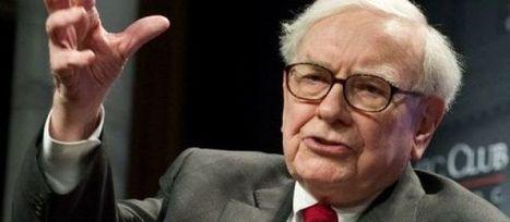 Le milliardaire Warren Buffett optimiste sur l'économie et les marchés   Reflexions - Economie et Politique   Scoop.it