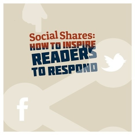 Social Shares: How to Inspire Readers to Respond | Feldman Creative | SoShake | Scoop.it