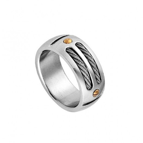 Get stainless steel rings for men at unbeatable prices | Intercollection - Wholesale jewellery supplier | Scoop.it