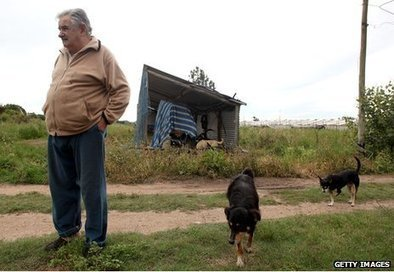The world's poorest president | Geog-on Golland | Scoop.it