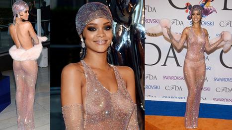 Rihanna y su moda extravagante   Moda - www.eywoman.com   Scoop.it
