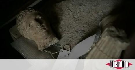 «Trafic d'art» : Daech et le pillage des sites archéologiques | Risques majeurs et gestion des sinistres | Scoop.it