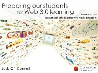 Preparing our students for Web 3.0 learning | Virtual Options: Social Media for Business | Educational Technology and Teaching Resources | Scoop.it