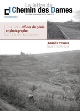 A lire en ligne ou à télécharger (pdf) : La Lettre du Chemin des Dames - Aisne | Nos Racines | Scoop.it