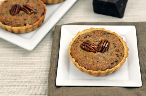 Paleo Chocolate Pecan Tart   Health   Scoop.it