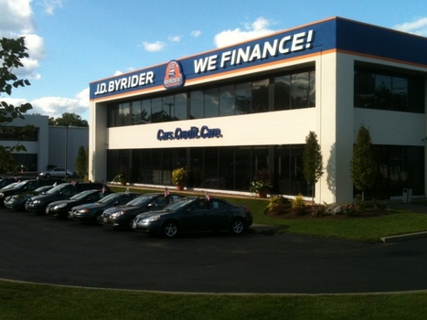 How to start a carwash: Other profit centers; JD Byrider - Carwash Online | Automotive | Scoop.it