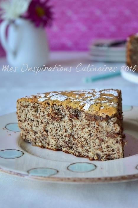 Gâteau de Metz au chocolat | Desserts - Mousses - PannaCotta - glaces | Scoop.it