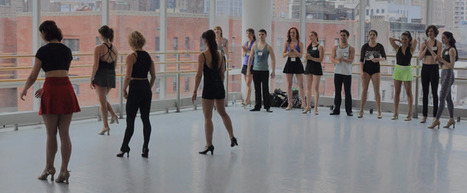 The New Dance Company Auditioning Process | stagedoorconnections | Scoop.it