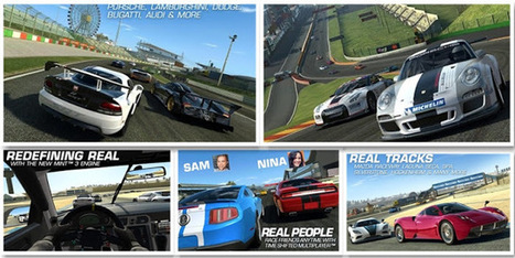 Real Racing 3 v1.3.0 Android Hack/ Cheat (Unlimited Gold/Medals/Vehicles) ~ Make Use Of Android | games | Scoop.it