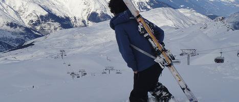 Blog Coacto : SKISS, ou comment porter ses skis sans prise de tête | L'innovation SKISS : toute la presse en parle ! | Scoop.it