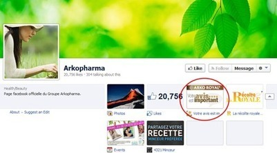 Laboratoires pharmaceutiques et réseaux sociaux   Social Ranker – Santé   Marketing   Scoop.it