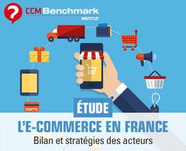 Etude L'e-commerce en France CCM Benchmark | Journalisme numérique | Scoop.it