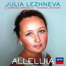 CD : Vivaldi, Häendel, Porpora, Mozart - par Julia Lezhneva, soprano - ON Magazine | L'OBOE SOMMERSO | Scoop.it