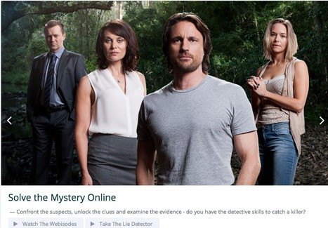 Ten's second-screen strategy to hook viewers with Secrets and Lies | Social TV & Second Screen Information Repository | Scoop.it