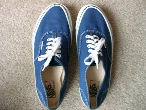 vintage Vans shoes NEW surf skate bmx Van Doren | Art 30 | Scoop.it
