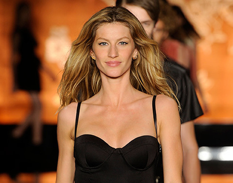 Gisele still Forbes Most Powerful model - Sexy Balla | News Daily About Sexy Balla | Scoop.it