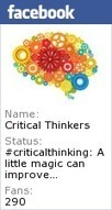 A little magic can improve your critical thinking   Teaching Critical Thinking   Scoop.it