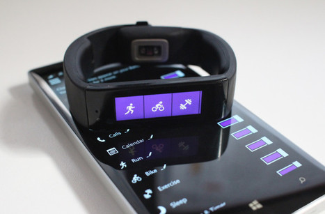 Microsoft goes international with the Band, coming to the UK in April | Windows 8 - CompuSpace | Scoop.it