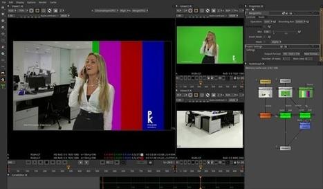 Natron, LE logiciel gratuit et open source de compositing ! | .::Gaouprod::. | Vidéo Passion | Scoop.it