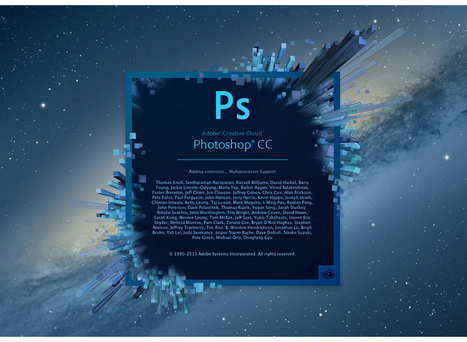 Photoshop CC la nueva herramienta de Adobe - DGrafikMedia   DGrafikMedia   Scoop.it