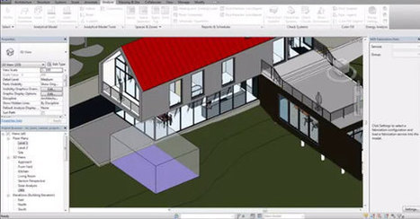 Live video streaming of Revit 2016 and its new features | BIM Forum | Scoop.it
