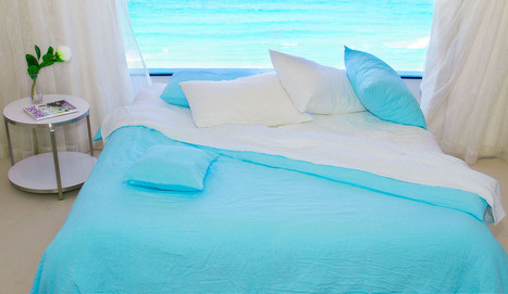 Best Bed Linen, Duvet Covers and Pillows in Australia | Custom Colour Vintage Bed Linen | Scoop.it