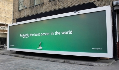 Carlsberg Makes Londoners Happy With Billboard That Gives Out Free Beer | Public Relations & Social Media Insight | Scoop.it