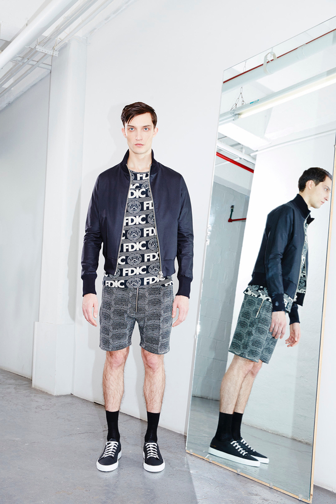 Max Von Isser Rocks Summer Looks from Tim Hamilton
