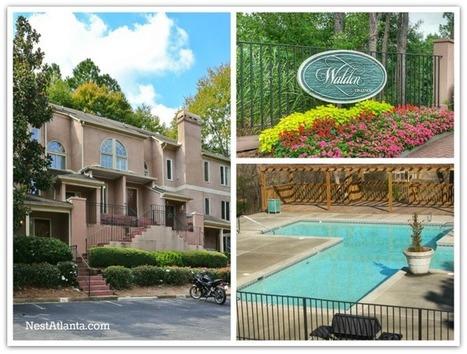 66 Saint Claire Lane | Atlanta GA 30324 | WALDEN ON LENOX | Atlanta GA Real Estate | Scoop.it
